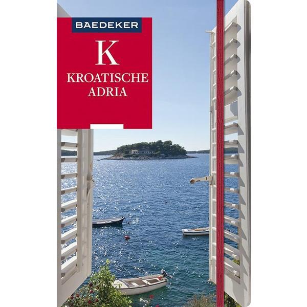 Baedeker Reiseführer Kroatische Adria - Reiseführer