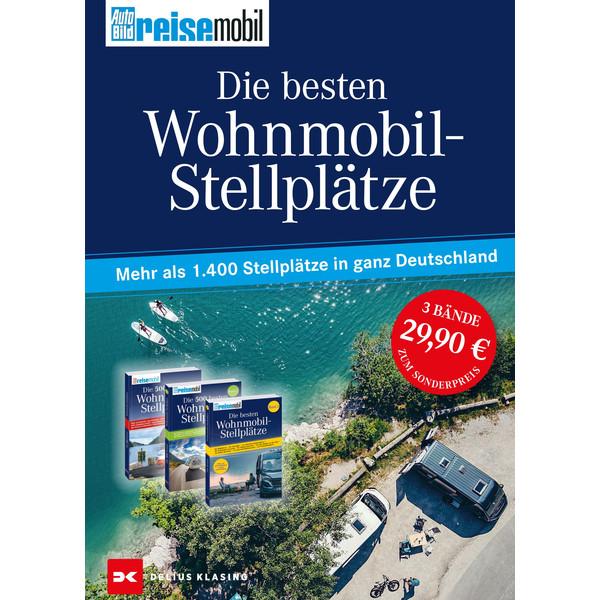 Die besten Wohnmobil-Stellplätze - Sonderausgabe - Reiseführer