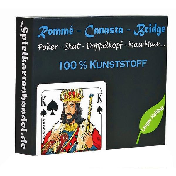 KARTENSPIEL ' ROMMÉ' - Reisespiele
