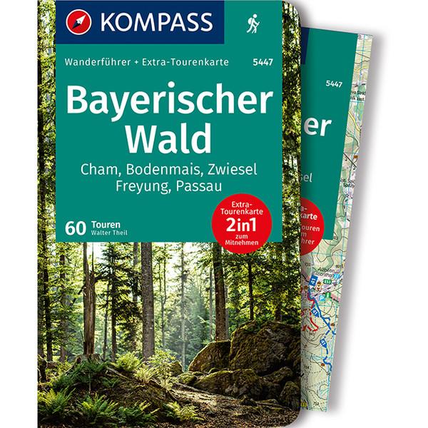 KOMPASS Wanderführer Bayerischer Wald - Wanderführer