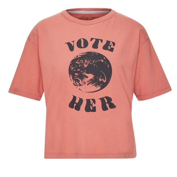 Patagonia W' S VOTE HER ORGANIC EASY CUT TEE Frauen - T-Shirt