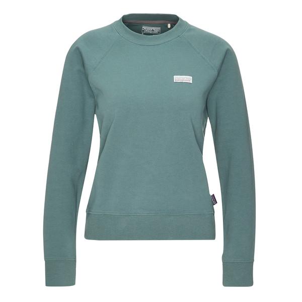 Patagonia W' S PASTEL P-6 LABEL ORGANIC CREW SWEATSHIRT Frauen - Sweatshirt