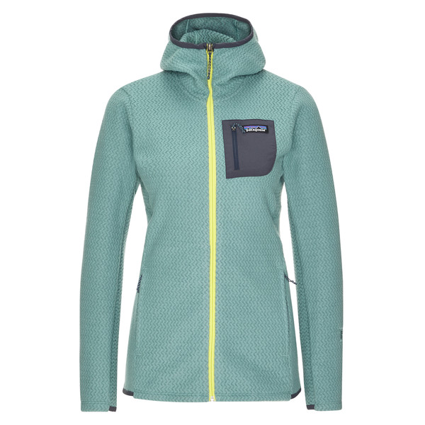 Patagonia W' S R1 AIR FULL-ZIP HOODY Frauen - Fleecejacke