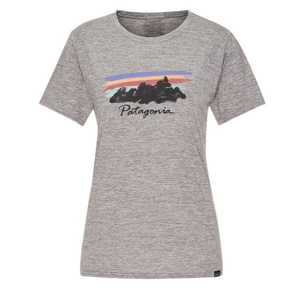 Patagonia W' S CAP COOL DAILY GRAPHIC SHIRT Frauen - Funktionsshirt