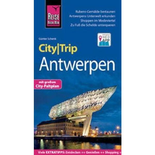 Reise Know-How CityTrip Antwerpen - Reiseführer