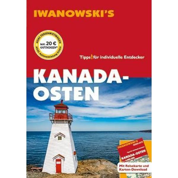 Kanada-Osten - Reiseführer von Iwanowski - Reiseführer
