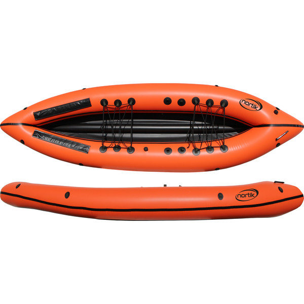 Nortik DUO EXPEDITION PACKRAFT - Schlauchboot