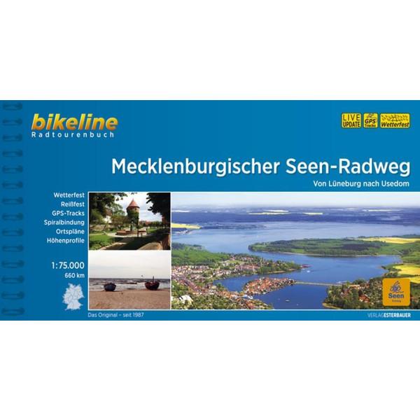 Mecklenburgischer Seen-Radweg - Radwanderführer