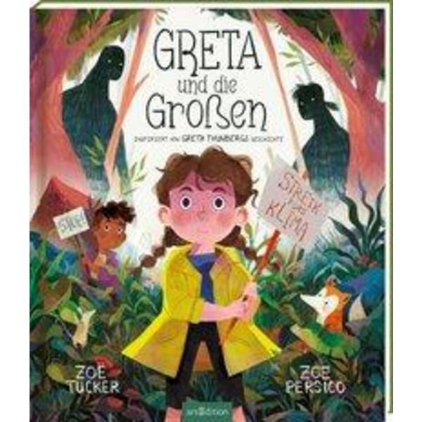 Greta und die Großen - Kinderbuch