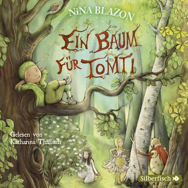 Ein Baum für Tomti - Hörbuch
