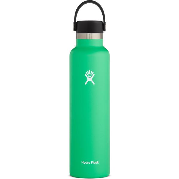 Hydro Flask 24 OZ STANDARD MOUTH WITH STANDARD FLEX CAP SPEARMINT - Trinkflasche