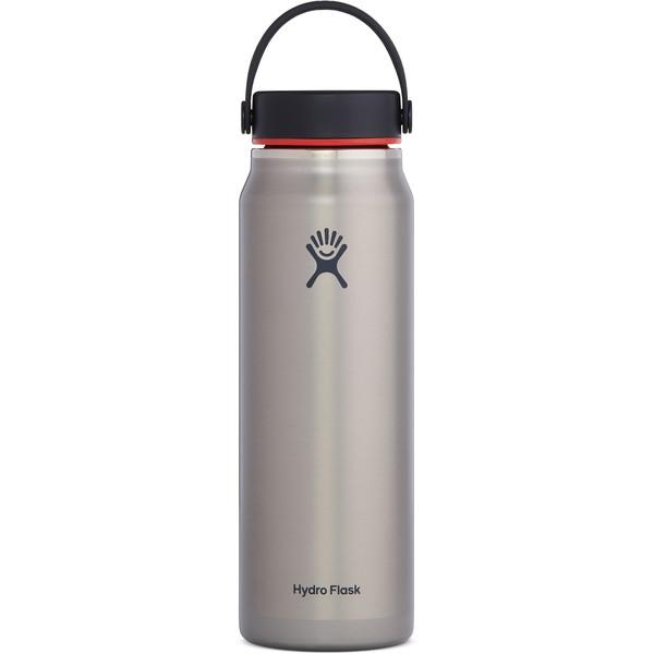 Hydro Flask 32 OZ LIGHTWEIGHT WIDE FLEX CAP SLATE - Trinkflasche