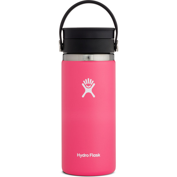 Hydro Flask 16 OZ WIDE MOUTH WITH FLEX SIP LID WATERMELON - Thermobecher