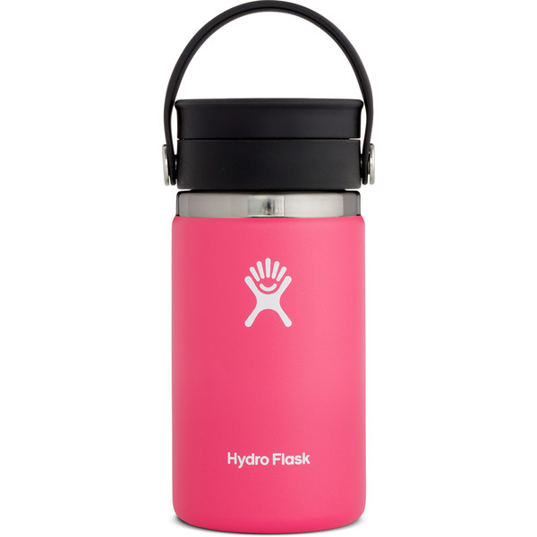 Hydro Flask 12 OZ WIDE MOUTH WITH FLEX SIP LID WATERMELON - Thermobecher
