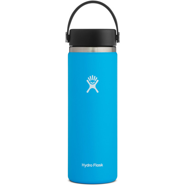 Hydro Flask 20 OZ WIDE MOUTH WITH FLEX CAP PACIFIC 2.0 - Trinkflasche