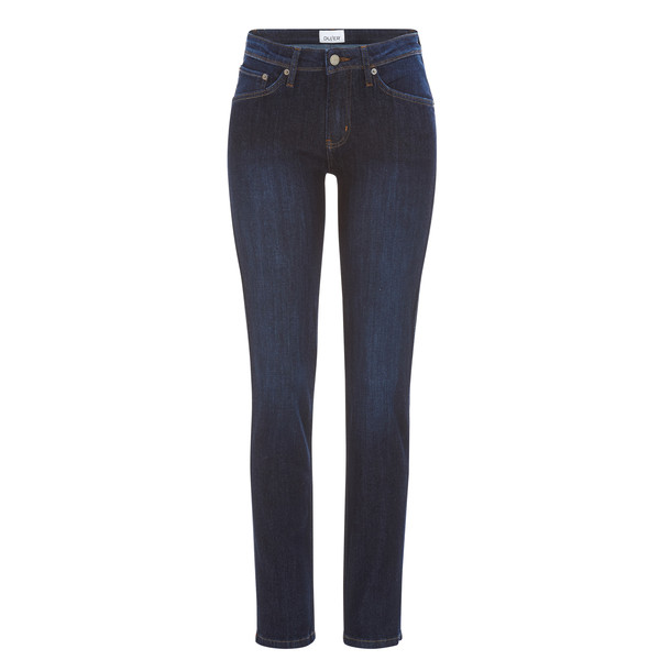 DU/ER PERFORMANCE DENIM SLIM STRAIGHT Frauen - Jeans