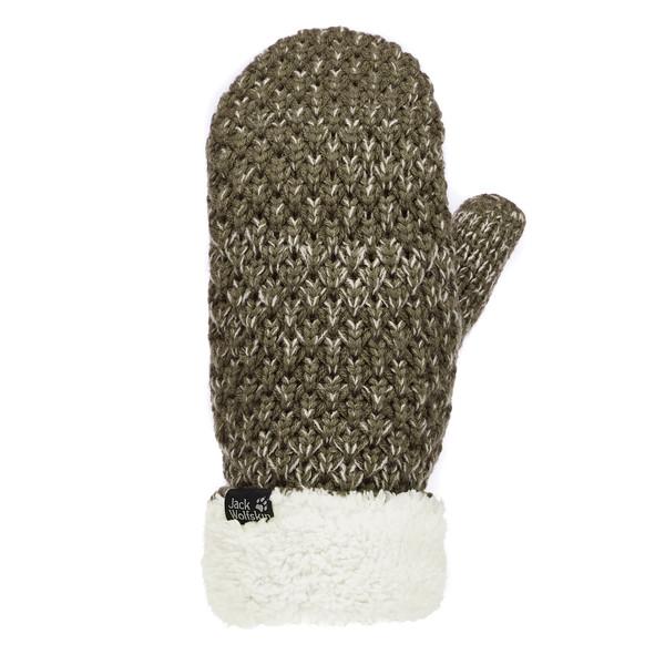 Jack Wolfskin HIGHLOFT KNIT MITTEN Frauen - Handschuhe