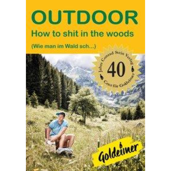 How to shit in the woods - Ratgeber