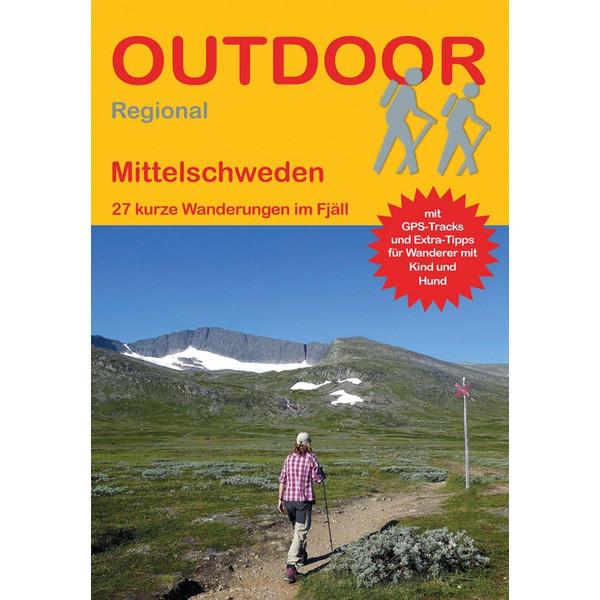 Mittelschweden - Wanderführer