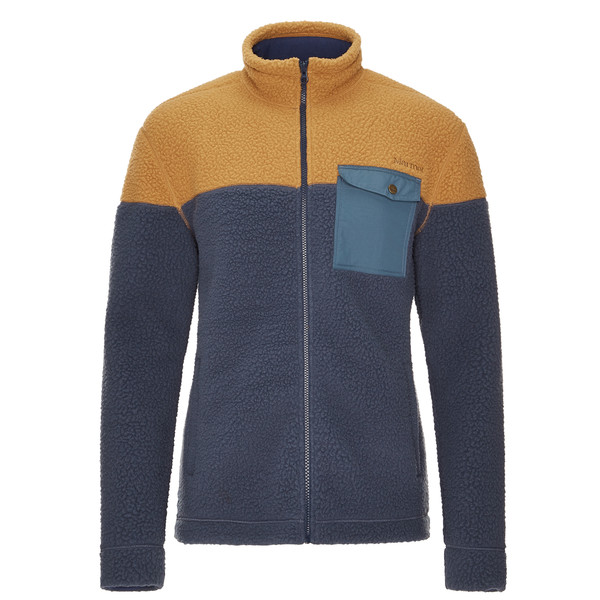 Marmot AROS FLEECE JACKET Männer - Fleecejacke