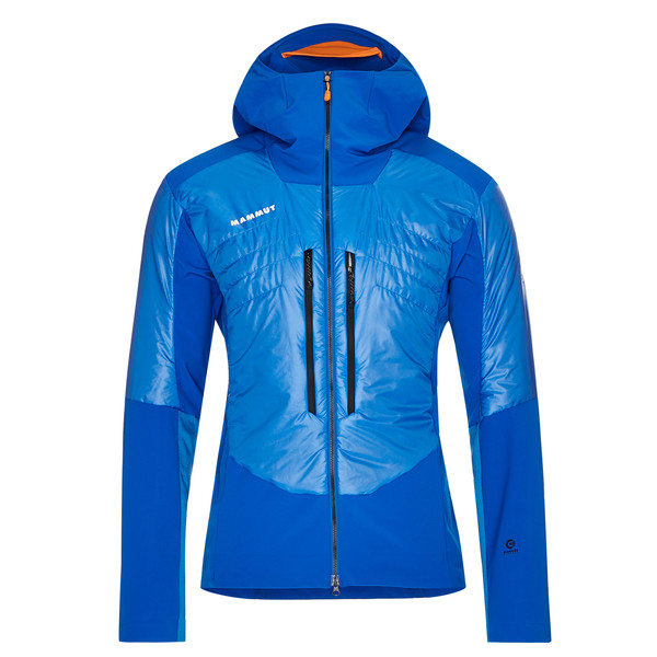 Mammut EISFELD SO HYBRID HOODED JACKET MEN Männer - Softshelljacke