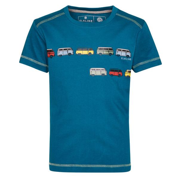 Elkline LINIENBUS Kinder - T-Shirt