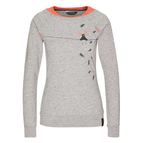 Chillaz SERLES ON THE ROPE Frauen - Langarmshirt