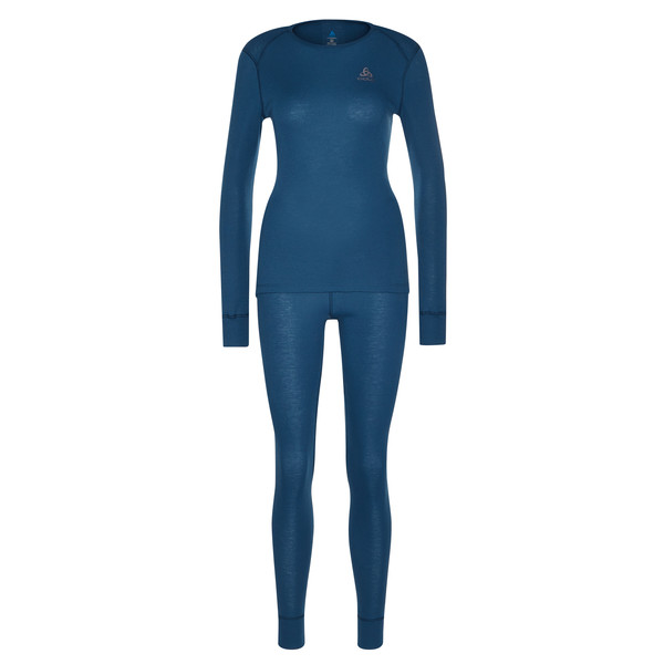 Odlo SET ACTIVE WARM SET ECO Frauen - Funktionsunterwäsche