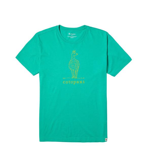 Cotopaxi RESTING LLAMA T Männer - T-Shirt