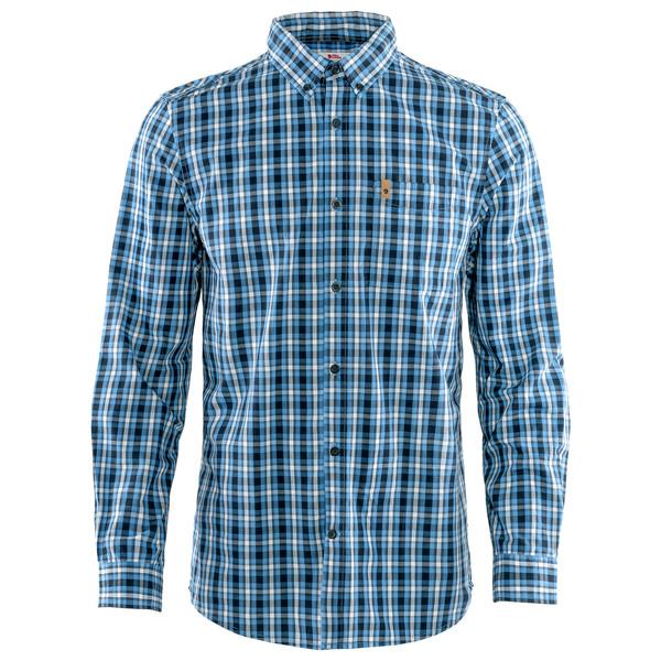 Fjällräven ÖVIK SHIRT LS M Männer - Outdoor Hemd