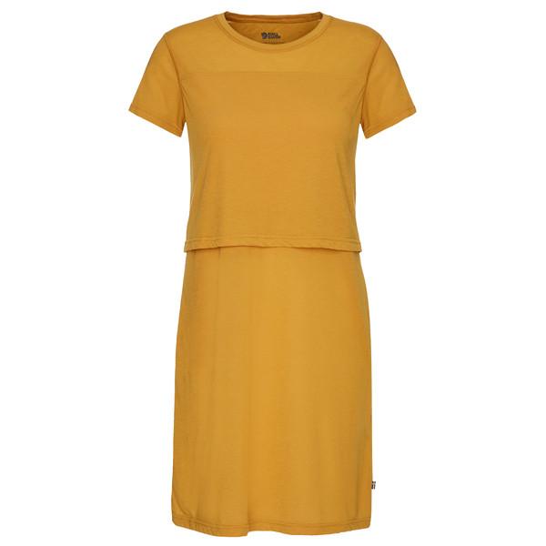 Fjällräven HIGH COAST T-SHIRT DRESS W Frauen - Kleid