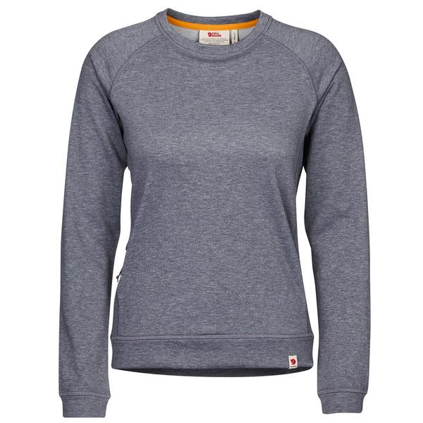 Fjällräven HIGH COAST LITE SWEATER W Frauen - Sweatshirt
