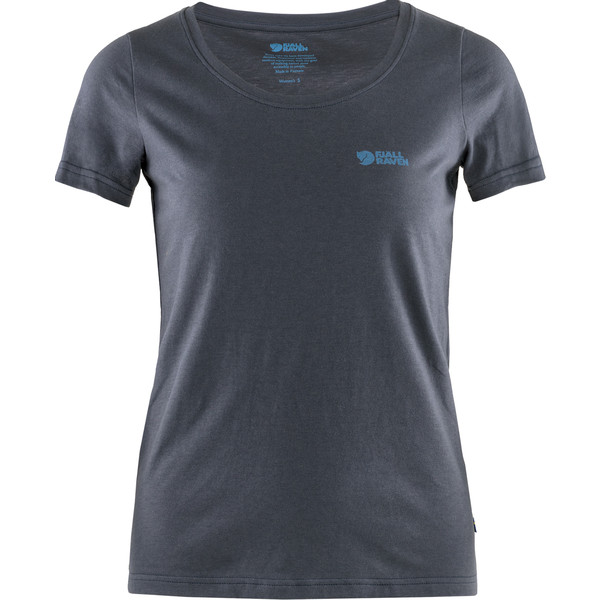 Fjällräven FJÄLLRÄVEN LOGO T-SHIRT W Frauen - T-Shirt