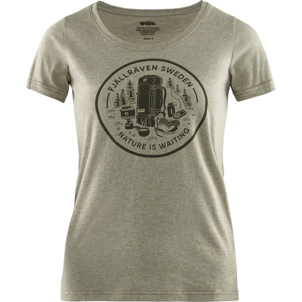 Fjällräven FIKAPAUS T-SHIRT W Frauen - T-Shirt