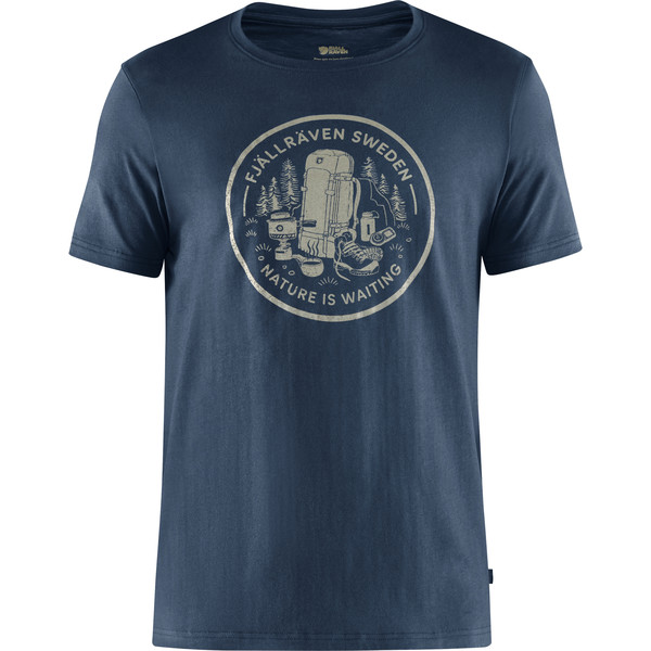 Fjällräven FIKAPAUS T-SHIRT M Männer - T-Shirt