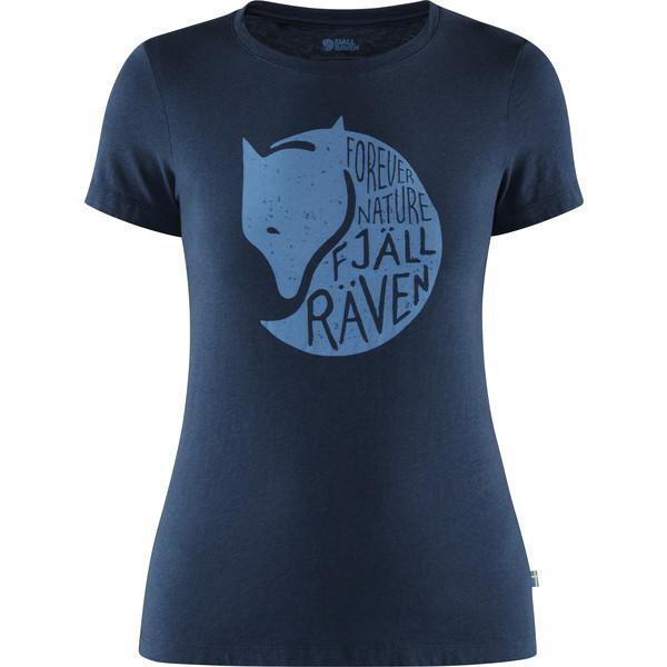 Fjällräven FOREVER NATURE T-SHIRT W Frauen - T-Shirt