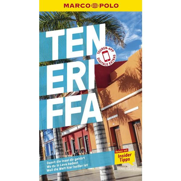 MARCO POLO REISEFÜHRER TENERIFFA - Reiseführer