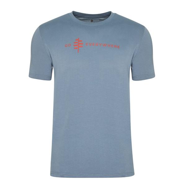 Royal Robbins ROYAL ROBBINS LOGO TEE Männer - T-Shirt