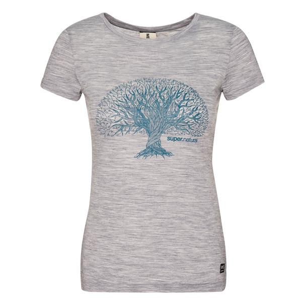 Supernatural W YOGA TREE TEE Frauen - Funktionsshirt