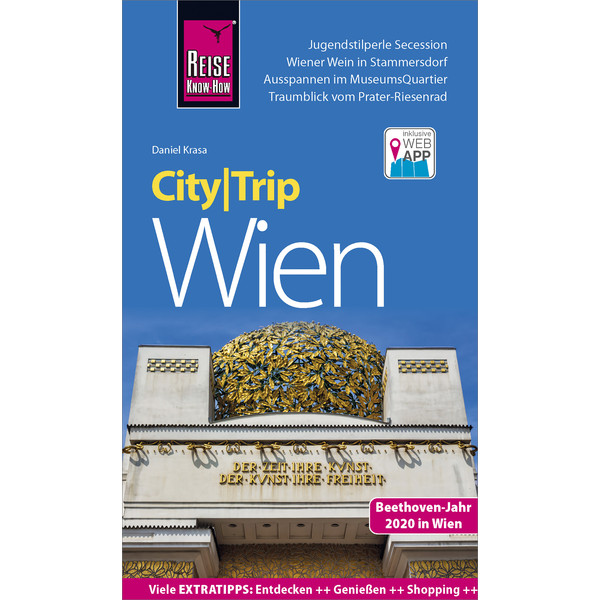 REISE KNOW-HOW CITYTRIP WIEN - Reiseführer