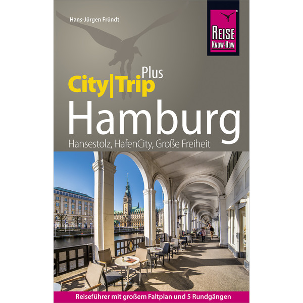REISE KNOW-HOW REISEFÜHRER HAMBURG (CITYTRIP PLUS) - Reiseführer