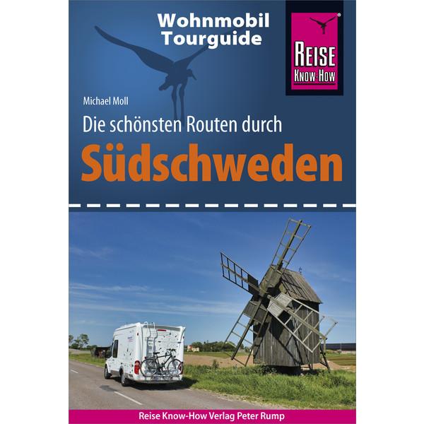 REISE KNOW-HOW WOHNMOBIL-TOURGUIDE SÜDSCHWEDEN - Reiseführer