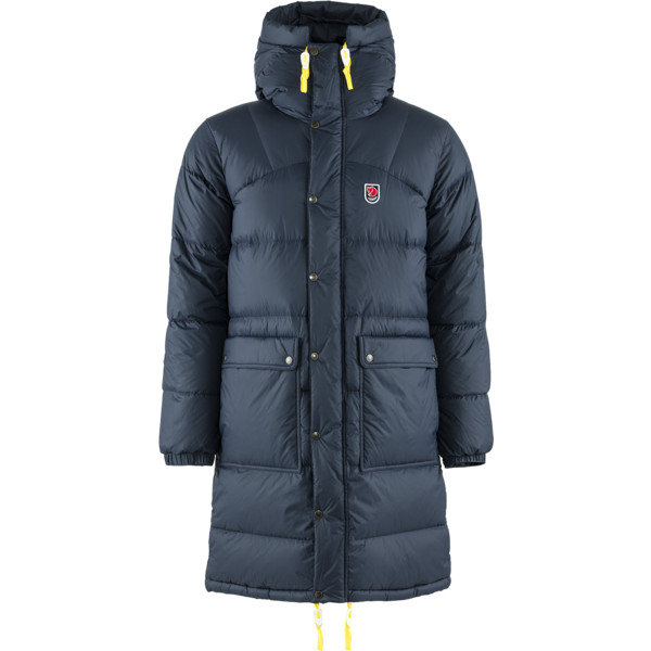 Fjällräven EXPEDITION LONG DOWN PARKA M Männer - Daunenmantel