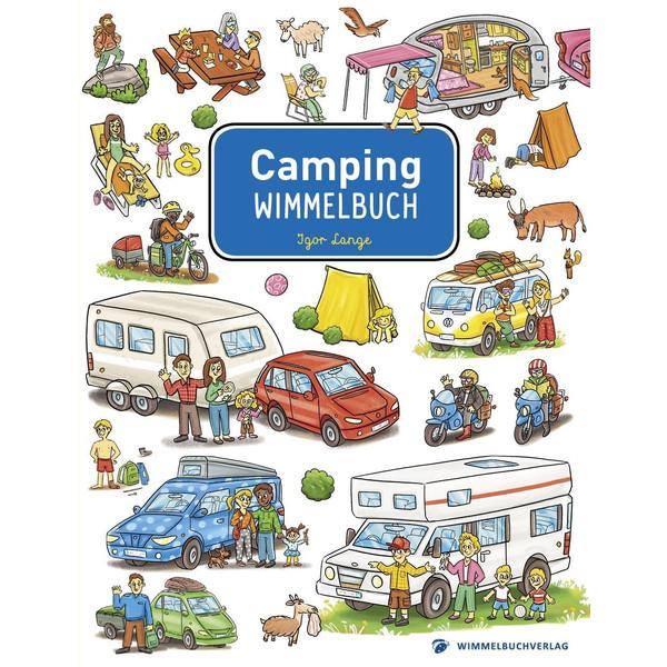 CAMPING WIMMELBUCH - Kinderbuch