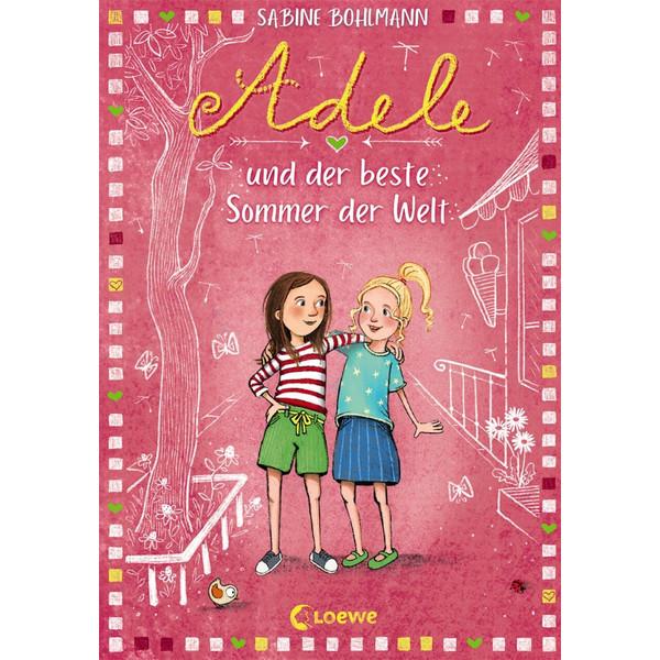 ADELE UND DER BESTE SOMMER DER WELT - Kinderbuch