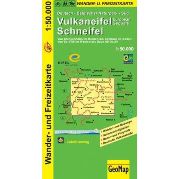 OBERSCHWABEN - RADWANDERKARTE 1:75 000 - Fahrradkarte
