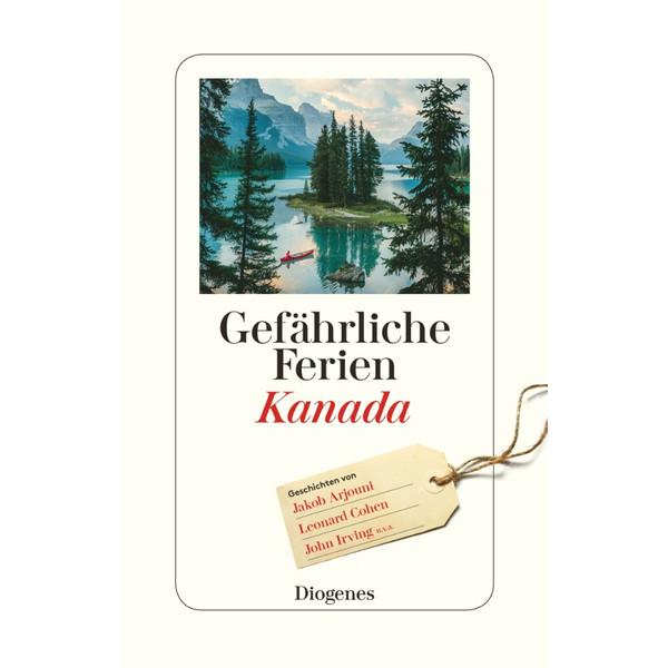 GEFÄHRLICHE FERIEN - KANADA - Roman