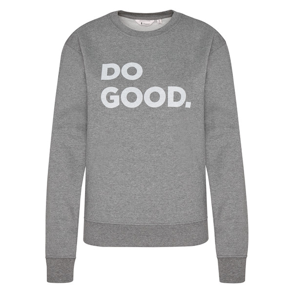 Cotopaxi DO GOOD CREW SWEATSHIRT Frauen - Sweatshirt