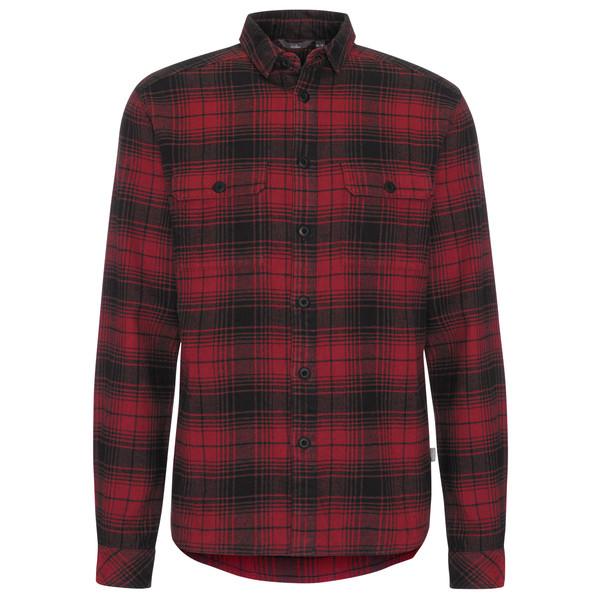 Tierra BINTANGS HEMP SHIRT M Männer - Outdoor Hemd