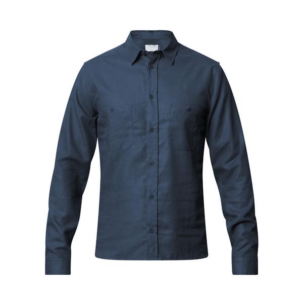 Tierra KAIPARO HEMP SHIRT M Männer - Outdoor Hemd